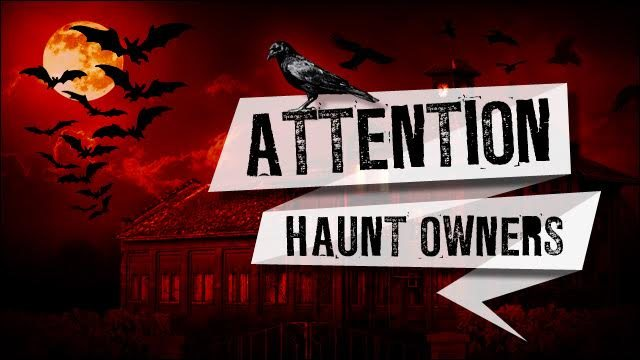 Attention Kansas Haunt Owners